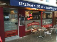 *** Price Reduced for quick sale*** Fully Licensed Restaurant Coffee Shop For Sale £55,000