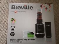 Breville blend-active pro blender brand new