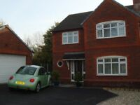 4 Bed Detached House near Orbital Retail Park North Swindon