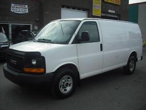 2009 GMC Savana Cargo 2500 Allonger