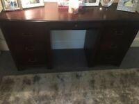 Sideboard with Drawers / Desk / Vanity / Upcycle