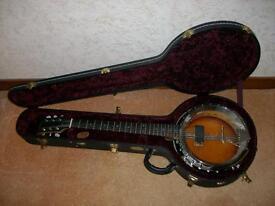 Guitanjo (or Banjitar) for sale