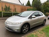 2006 Honda Civic 2.2 Diesel 5dr Panoramic Roof