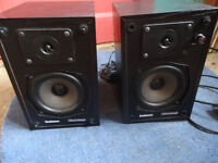 Goodman powerd hifi speakers, high quality