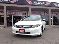 2012 Honda Civic LX AUT0 A/C CRUISE ONLY 85K