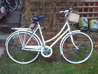 RALEIGH CAPRICE ONE OF MANY QUALITY BICYCLES FOR SALE