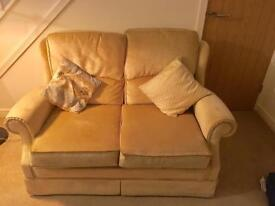 FREE 2 Seater Sofa + Matching Armchair