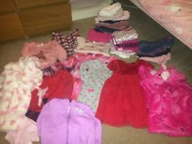 Girls Clothes Bundle 1.5 - 2 yrs & 2 - 3 yrs