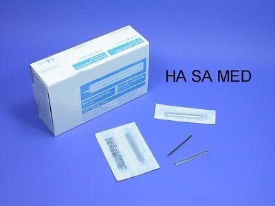 3 x 200 Blutlanzetten 600 Stück Lanzetten für Blutprobe, einzeln steril verpackt