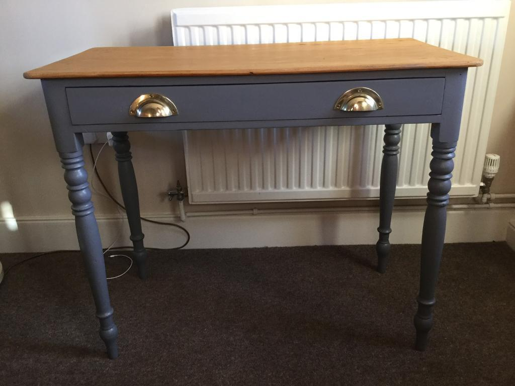 Pine Console/Hall Table