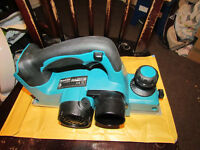 new makita 18v planer DKP180
