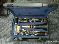 Clarinet buffet b 12