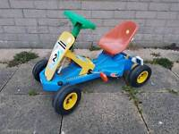 Small kids go-cart