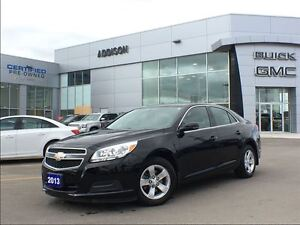 2013 Chevrolet Malibu oNE OWNER, ACCIDENT FREE