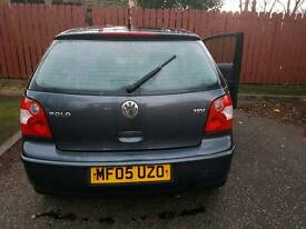 Volkswagen VW Polo 1.4 sport 05 good runner/condition