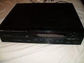 Yamaha CDX-750 Natural Sound Compact Player