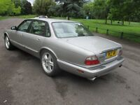 98R JAGUAR XJ8 XJR 4.0 SUPERCHARGER FULL MOT CREAM LEATHER VERY FAST CRUISE CLIMATE PX SWAPS