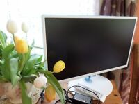 Samsung Monitor/TV Freeview - Like New