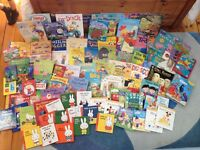 Children's book bundle - 92 books!
