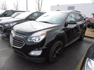 2017 CHEVROLET EQUINOX FWD LT AUTO,AIR,BLUETOOTH,GR REMORQUAGE