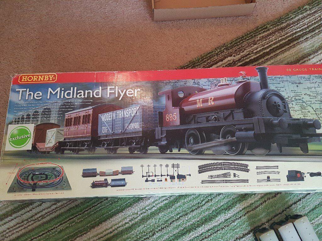 Hornby Train set | in Ravenshead, Nottinghamshire | Gumtree