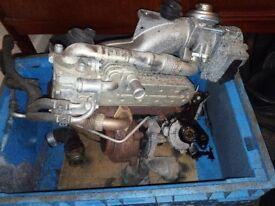 1.9 diesel vw audi turbo bxe