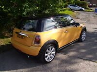 2007 Mini Cooper , Chili Pack , Mellow Yellow , May PX