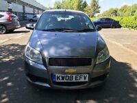 CHEVROLET AVEO LS 1.2 PETROL WITH FULL YEAR MOT AND SERVICE HISTORY