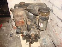 for sale diesel engine model farymann single cylinder 4,8hp ready to go