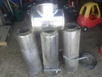 stainless stovepipe