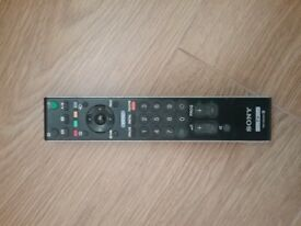 Sony tv remote rm-ed009