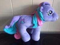 My little pony soft toy