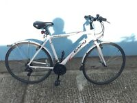 Apollo Envoy Mens Hybrid Sport Bike