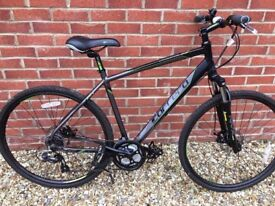 Cross fire 2 with disc brakes