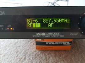 Toa Wireless Mic