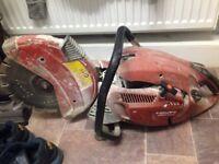 Hilti DSH 700 stihl saw