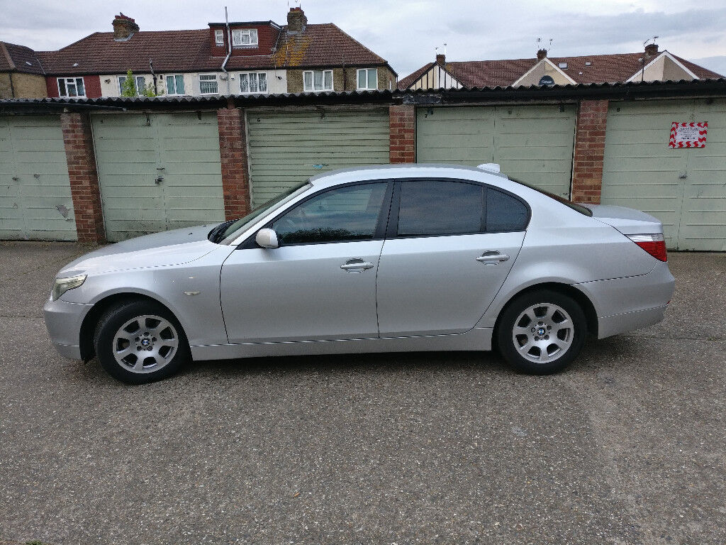 BMW 520 SE 2litre Petrol 4dr 77,000