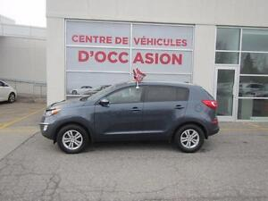 2013 Kia Sportage LX LOW MILEAGE