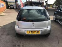 2005 Vauxhall Corsa 1.2 16v 65,000 miles 12 months mot