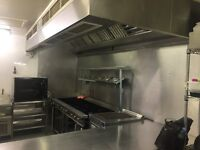 Commercial Kitchen to Rent, Battersea