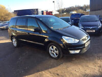 FORD GALAXY ZETEC 1.8TDCI DIESEL 6 SPEED 7 SEATER NEW MOT FULL SERVICE