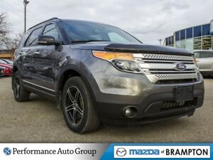 2013 Ford Explorer XLT. CAMERA. PWR SEAT. BLUETOOTH. CRUISE CTRL