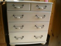 CHEST OF DRAWERS FROM COOKES FURNITURE