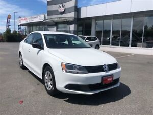 2014 Volkswagen Jetta Trendline + Automatic Only 100KM Great Low