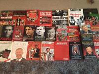 Manchester United Books/Autobiographies