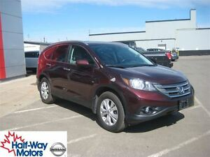 2013 Honda CR-V Touring (A5) | Nav & Heated Seats!