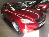LEXUS IS 220d 2008 ✿ FULL LEXUS SERVICE HISTORY ✿ TOP TOP SPECS ✿