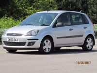 FIESTA 2007 1.4 NEW MOT 88K 5 DOOR CHEAP MOTORING STUNNING CONDITION