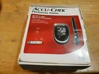 Accu check glucose moniter