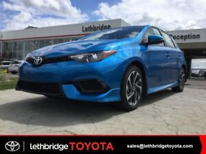 2017 Toyota Corolla iM - TEXT 403-393-1123 for more info!